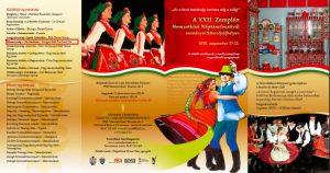 Gruppo Folk Pro Loco Uta in Ungheria