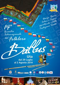 BALLUS – 14th INTERNATIONAL FOLK FESTIVAL from 29 july to 2 august 2014