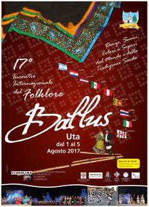 Ballus – 17° Incontro Internazionale del Folklore