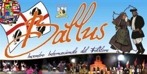 BALLUS – 12 th International Meeting of Folklore 2012