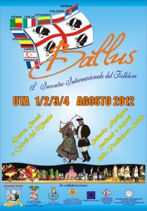BALLUS – 12th INTERNATIONAL FOLK FESTIVAL from 1 to 4 august 2012
