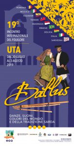 BALLUS – 19th INTERNATIONAL FOLK FESTIVAL from 30 july to 3 august 2019